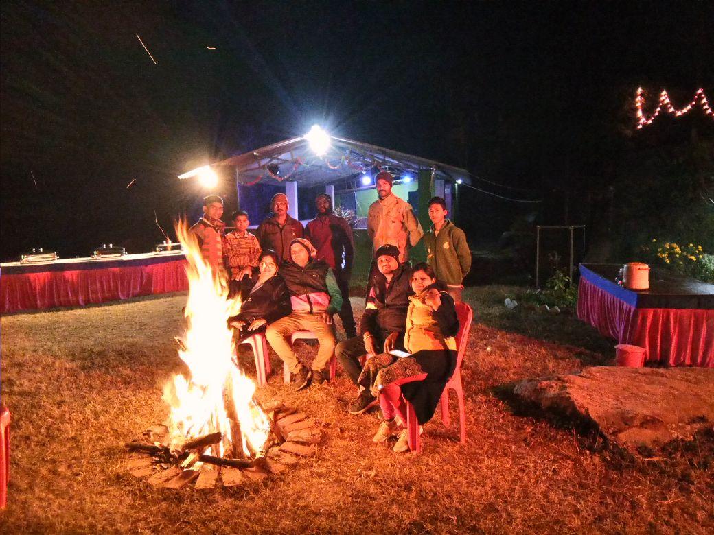 Bonfire Adventure Tour